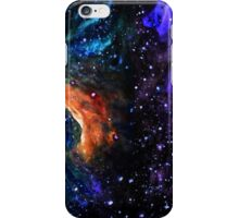 Watercolor space iPhone Case/Skin