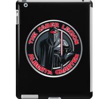 Alberta Shadow Guard iPad Case/Skin