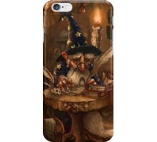The Small Hours iPhone Case/Skin