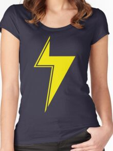 Ms. Marvel - Kamala Khan Women's Fitted Scoop T-Shirt