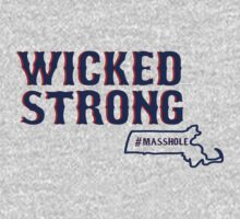 Wicked Strong Baby Tee