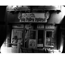 """Gatlinburg, Tennessee, Series, #5... The Old Timey Photo Shop, 5th Picture of Series #5""... prints and products Photographic Print"
