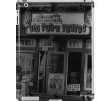 """Gatlinburg, Tennessee, Series, #5... The Old Timey Photo Shop, 5th Picture of Series #5""... prints and products iPad Case/Skin"