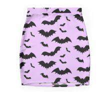 Black Bat Attack! Mini Skirt