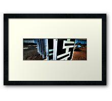 sl-week-3-kezako Framed Print