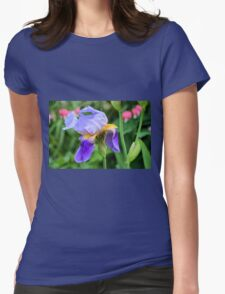 Rescue Iris Womens Fitted T-Shirt