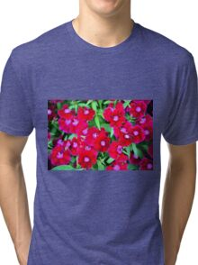 William Clusters Tri-blend T-Shirt