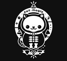 Cat Magic Womens Fitted T-Shirt