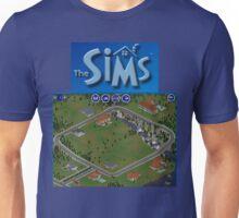 The Sims 1 - Neighborhood Unisex T-Shirt