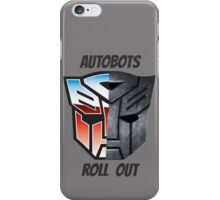 Autobots iPhone Case/Skin