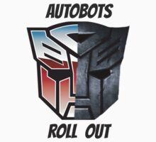 Autobots Kids Tee