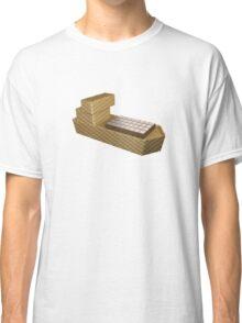 Chocolate Ship - 3D Art Classic T-Shirt