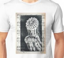 musical jellyfish Unisex T-Shirt