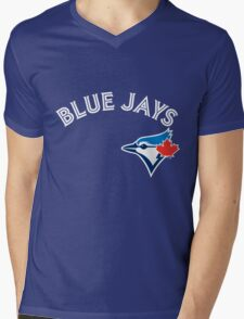 TORONTO BLUE JAYS 2016 Mens V-Neck T-Shirt