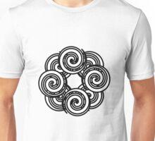 Spiral Pie Unisex T-Shirt
