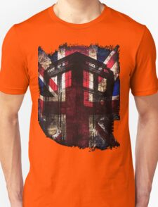 Dr. Who - Union Jack Unisex T-Shirt