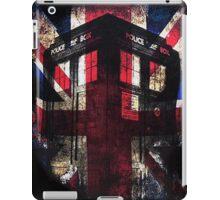 Dr. Who - Union Jack iPad Case/Skin