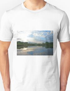 Memorial Reflections 2 Unisex T-Shirt