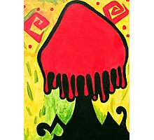 Mexican Culture Shroom Photographic Print
