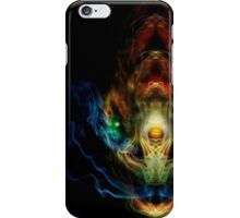 Dragon Face With Smoke iPhone Case/Skin