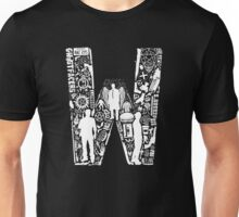 W Is For Winchester Unisex T-Shirt