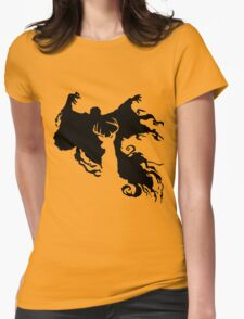 Harry Potter - Dementor Womens Fitted T-Shirt