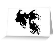 Harry Potter - Dementor Greeting Card