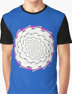 Skate Abby Fractal 528 Graphic T-Shirt