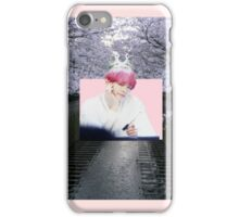 Sakura BTS-V/Taehyung iPhone Case/Skin