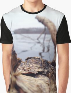 Into The Water Graphic T-Shirt