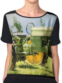 John Deere Model 40 Chiffon Top