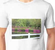 Beauty By The White Fence Unisex T-Shirt
