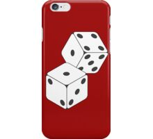 Rolled Dice iPhone Case/Skin