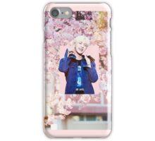 Sakura BTS-Jin/Seokjin iPhone Case/Skin