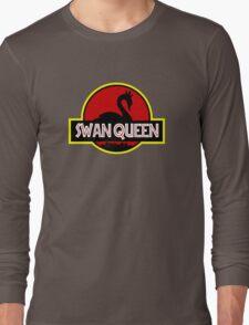 SWAN QUEEN Long Sleeve T-Shirt