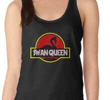 SWAN QUEEN Women's Tank Top