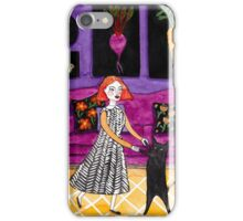 The Little Dance Party iPhone Case/Skin