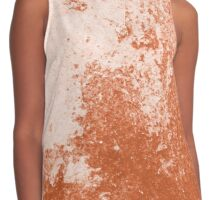 Earth Sweat Design (Potter's Clay Color) Contrast Tank
