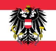Flag of Austria Sticker