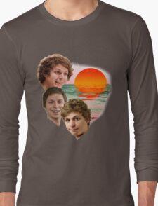 3 Cera Sunset Long Sleeve T-Shirt
