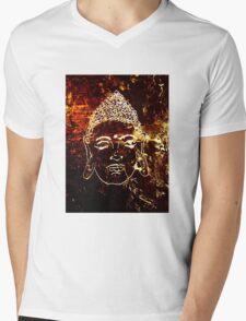 Buddah  Mens V-Neck T-Shirt