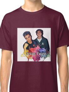 Dolan Twins cartoon paint splat Classic T-Shirt