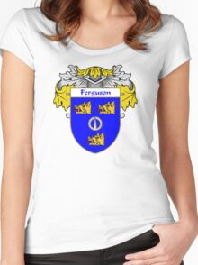 Ferguson Coat of Arms/Family Crest Women's Fitted Scoop T-Shirt