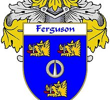 Ferguson Coat of Arms/Family Crest by William Martin