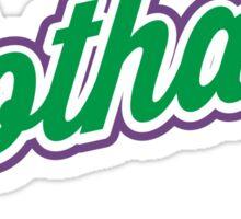 Gotham Sticker