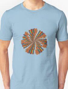 Natalie Fractal chrome 2 colors T-Shirt