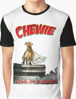 Chewie the Dog Graphic T-Shirt