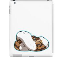 Piebald Ball Python iPad Case/Skin