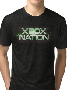 Xbox Nation Tri-blend T-Shirt