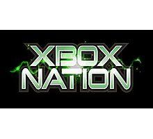 Xbox Nation Photographic Print